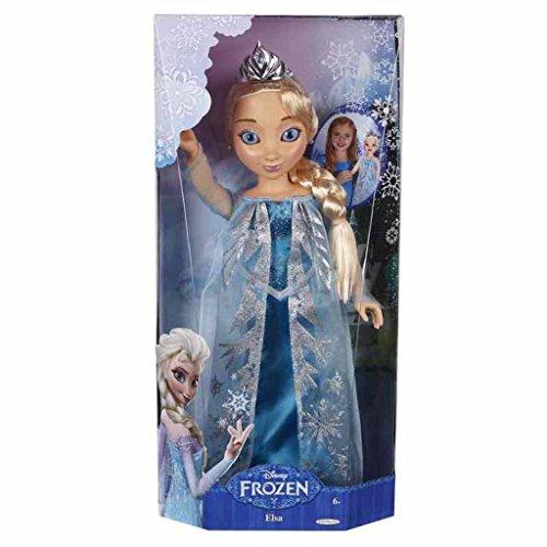 アナと雪の女王 アナ雪 ディズニープリンセス フローズン 【送料無料】Disney Frozen - Elsa the Snow Queen 20 Inch Dollアナと雪の女王 アナ雪 ディズニープリンセス フローズン
