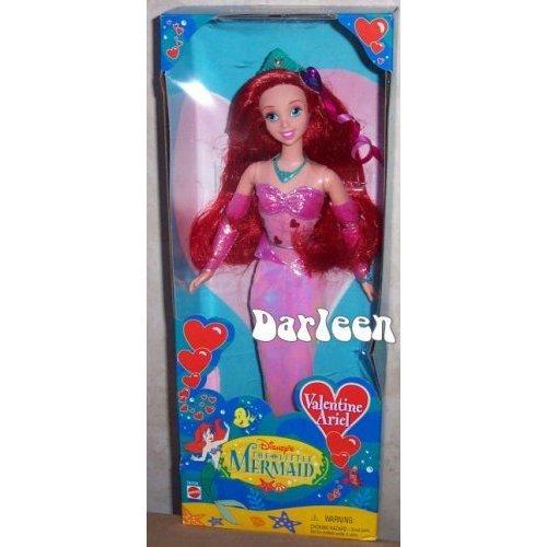 <title>無料ラッピングでプレゼントや贈り物にも 逆輸入並行輸入送料込 リトル マーメイド アリエル ディズニープリンセス 人魚姫 送料無料 お気に入 Disney Valentine Ariel Little Mermaid doll 1997リトル</title>