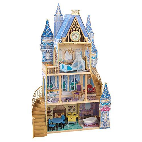 シンデレラ ディズニープリンセス 65400 KidKraft Disney Princess Cinderella Royal Dreams Dollhouse- Exclusive (Amazon Exclusive)シンデレラ ディズニープリンセス 65400