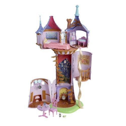 塔の上のラプンツェル タングルド ディズニープリンセス T1955 Disney Tangled Featuring Rapunzel Fairytale Tower塔の上のラプンツェル タングルド ディズニープリンセス T1955