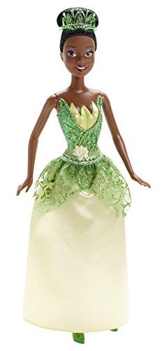 プリンセスと魔法のキス ティアナ プリンセスアンドザフロッグ ディズニープリンセス CFB79 【送料無料】Disney Sparkle Princess Tiana Dollプリンセスと魔法のキス ティアナ プリンセスアンドザフロッグ ディズニープリンセス CFB79