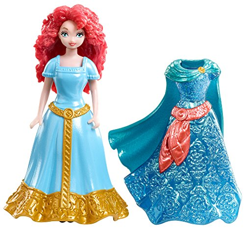 メリダとおそろしの森 メリダ ブレイブ ディズニープリンセス Y9394 【送料無料】Disney Princess Magiclip Merida Doll and Fashionメリダとおそろしの森 メリダ ブレイブ ディズニープリンセス Y9394