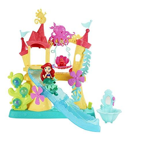 リトル・マーメイド アリエル ディズニープリンセス 人魚姫 B5836 【送料無料】Disney Princess Little Kingdom Ariel's Sea Castleリトル・マーメイド アリエル ディズニープリンセス 人魚姫 B5836