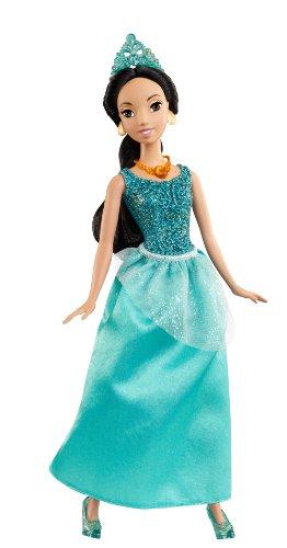 アラジン ジャスミン ディズニープリンセス X9340 【送料無料】Disney Princess Sparkling Princess Jasmine Dollアラジン ジャスミン ディズニープリンセス X9340