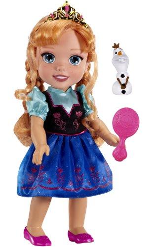 アナと雪の女王 アナ雪 ディズニープリンセス フローズン 31008 Disney Frozen Anna Toddler Doll- Pre-Movie Releaseアナと雪の女王 アナ雪 ディズニープリンセス フローズン 31008