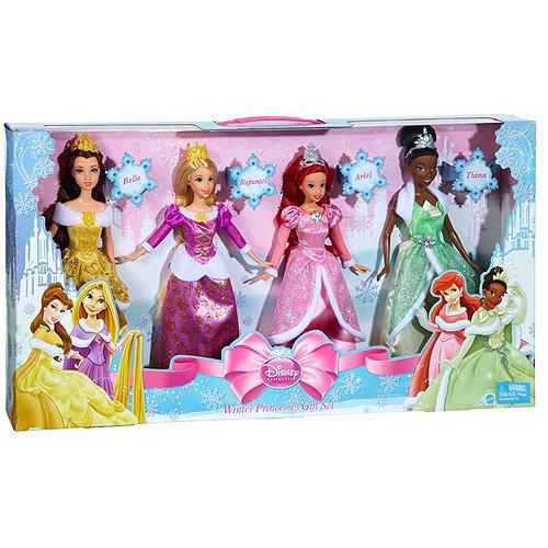 ディズニープリンセス Disney Princess Holiday Fashion, 4pkディズニープリンセス