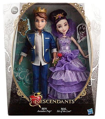 ディセンダント ヴィランズ ディズニーチャンネル Disney Descendants Ben & Mal Exclusive 11
