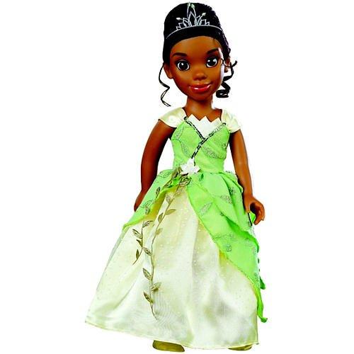 プリンセスと魔法のキス ティアナ プリンセスアンドザフロッグ ディズニープリンセス 【送料無料】Disney Princess & Me 18 inch Doll Set- Tianaプリンセスと魔法のキス ティアナ プリンセスアンドザフロッグ ディズニープリンセス