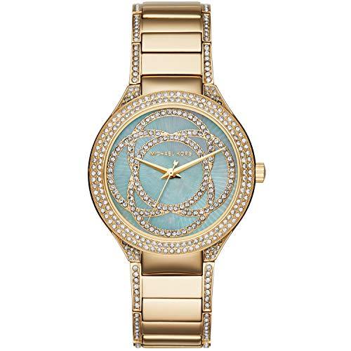 マイケルコース 腕時計 レディース マイケル・コース アメリカ直輸入 MK3481 Michael Kors Women's Kerry Gold-Tone Watch MK3481マイケルコース 腕時計 レディース マイケル・コース アメリカ直輸入 MK3481