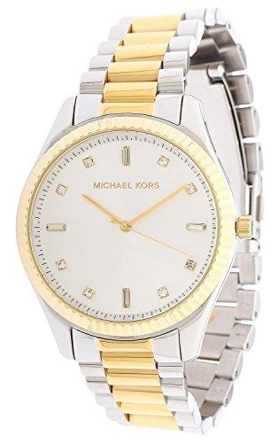 マイケルコース 腕時計 レディース 母の日特集 マイケル・コース MK3241 【送料無料】Michael Kors Women's Two-Tone Blake Glitz Dial Watch MK3421マイケルコース 腕時計 レディース 母の日特集 マイケル・コース MK3241