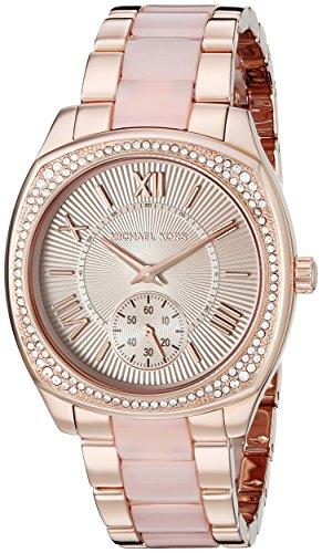 マイケルコース 腕時計 レディース マイケル・コース アメリカ直輸入 MK6135 【送料無料】Michael Kors Women's Bryn Rose Gold-Tone Watch MK6135マイケルコース 腕時計 レディース マイケル・コース アメリカ直輸入 MK6135