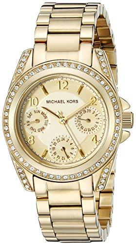 腕時計 マイケルコース レディース マイケル・コース アメリカ直輸入 MK5639 【送料無料】Michael Kors Women's Blair Gold-Tone Watch MK5639腕時計 マイケルコース レディース マイケル・コース アメリカ直輸入 MK5639