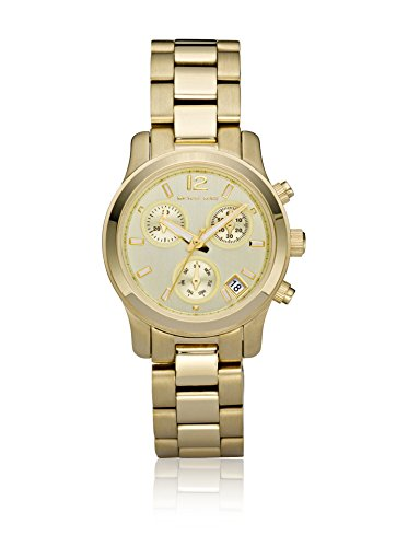 マイケルコース 腕時計 レディース 母の日特集 マイケル・コース MK5384 【送料無料】Michael Kors Gold-tone Stainless Steel Chronograph Ladies Watchマイケルコース 腕時計 レディース 母の日特集 マイケル・コース MK5384