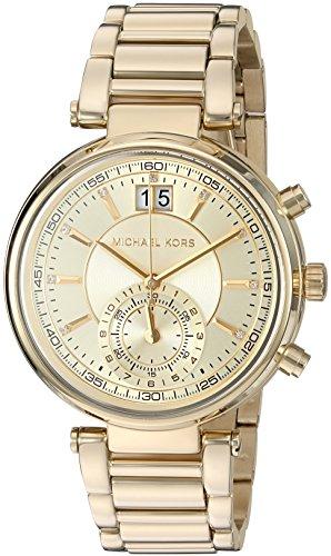 マイケルコース 腕時計 レディース マイケル・コース アメリカ直輸入 MK6362 Michael Kors Women's Sawyer Gold-Tone watch MK6362マイケルコース 腕時計 レディース マイケル・コース アメリカ直輸入 MK6362
