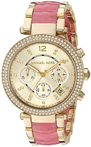 マイケルコース 腕時計 レディース マイケル・コース アメリカ直輸入 MK6363 Michael Kors Women's Parker Gold-Tone Watch MK6363マイケルコース 腕時計 レディース マイケル・コース アメリカ直輸入 MK6363