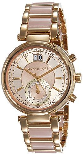腕時計 マイケルコース レディース マイケル・コース アメリカ直輸入 MK6360 【送料無料】Michael Kors Women's Sawyer Two-Tone Watch MK6360腕時計 マイケルコース レディース マイケル・コース アメリカ直輸入 MK6360