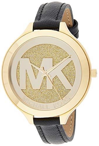 マイケルコース 腕時計 レディース マイケル・コース アメリカ直輸入 MK2392 Michael Kors Women's Slim Runway Black Watch MK2392マイケルコース 腕時計 レディース マイケル・コース アメリカ直輸入 MK2392