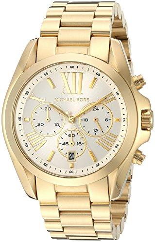 マイケルコース 腕時計 レディース マイケル・コース アメリカ直輸入 MK6266 【送料無料】Michael Kors Women's Bradshaw Gold-Tone Watch MK6266マイケルコース 腕時計 レディース マイケル・コース アメリカ直輸入 MK6266