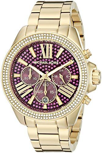 マイケルコース 腕時計 レディース 母の日特集 マイケル・コース MK6290 【送料無料】Michael Kors Women's Wren Gold-Tone Watch MK6290マイケルコース 腕時計 レディース 母の日特集 マイケル・コース MK6290