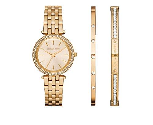 マイケルコース 腕時計 レディース 母の日特集 マイケル・コース 【送料無料】Michael Kors Mini Darci Gold-Tone Watch and Bracelet Gift Set MK3430マイケルコース 腕時計 レディース 母の日特集 マイケル・コース