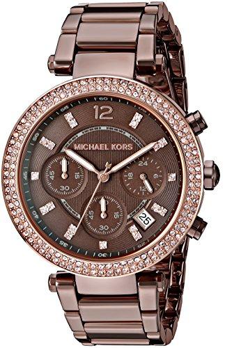 マイケルコース 腕時計 レディース 母の日特集 マイケル・コース MK6378 【送料無料】Michael Kors Women's Parker Brown Watch MK6378マイケルコース 腕時計 レディース 母の日特集 マイケル・コース MK6378