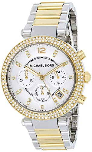 マイケルコース 腕時計 レディース マイケル・コース アメリカ直輸入 MK5626 Michael Kors Women's Parker Two-Tone Watch MK5626マイケルコース 腕時計 レディース マイケル・コース アメリカ直輸入 MK5626
