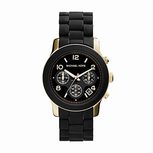 マイケルコース 腕時計 レディース マイケル・コース アメリカ直輸入 MK5191 Michael Kors Women's Runway Black Watch MK5191マイケルコース 腕時計 レディース マイケル・コース アメリカ直輸入 MK5191