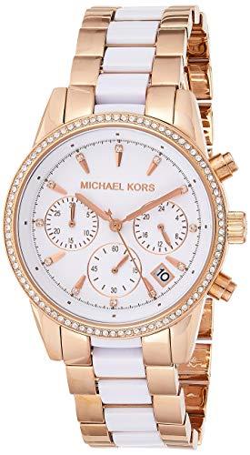 マイケルコース 腕時計 レディース マイケル・コース アメリカ直輸入 MK6324 Michael Kors Women's Ritz Rose Gold-Tone Watch MK6324マイケルコース 腕時計 レディース マイケル・コース アメリカ直輸入 MK6324