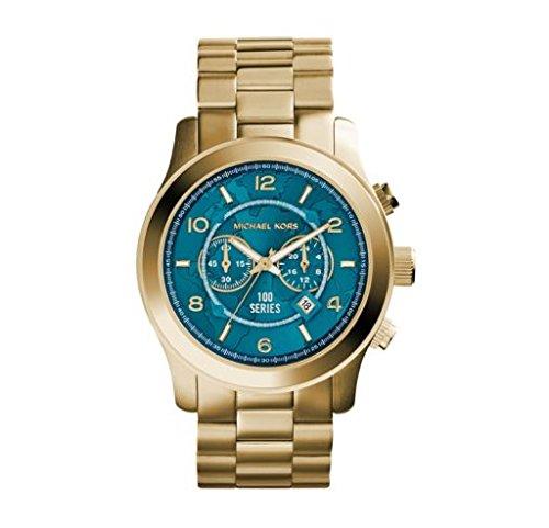 マイケルコース 腕時計 メンズ マイケル・コース アメリカ直輸入 MK8315 【送料無料】Michael Kors Runway Gold Three-Hand Men's Watchマイケルコース 腕時計 メンズ マイケル・コース アメリカ直輸入 MK8315