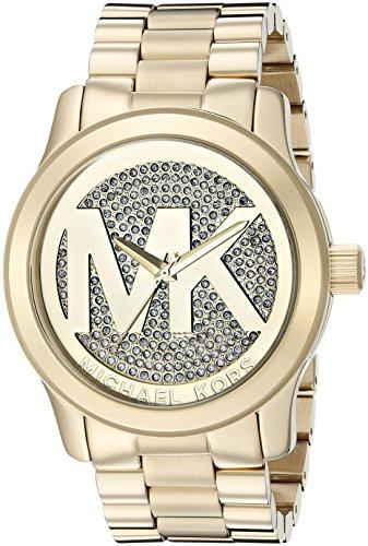 マイケルコース 腕時計 レディース 母の日特集 マイケル・コース MK5706 【送料無料】Michael Kors Women's Runway Gold-Tone Watch MK5706マイケルコース 腕時計 レディース 母の日特集 マイケル・コース MK5706