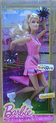 再再販! バービー バービー人形 - バービーキャリア Blondeバービー バービーアイキャンビー 職業 Barbie バービー人形 I Can Be Doll - Cheerleader Blondeバービー バービー人形 バービーキャリア バービーアイキャンビー 職業, JEUGIA ONLINE STORE:3702c57e --- bibliahebraica.com.br