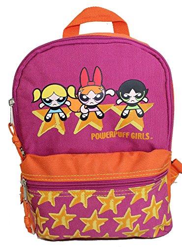 パワーパフガールズ バッグ バックパック リュックサック カートゥーンネットワーク 【送料無料】Powerpuff Girls Toddler Mini Backpack Collectionパワーパフガールズ バッグ バックパック リュックサック カートゥーンネットワーク