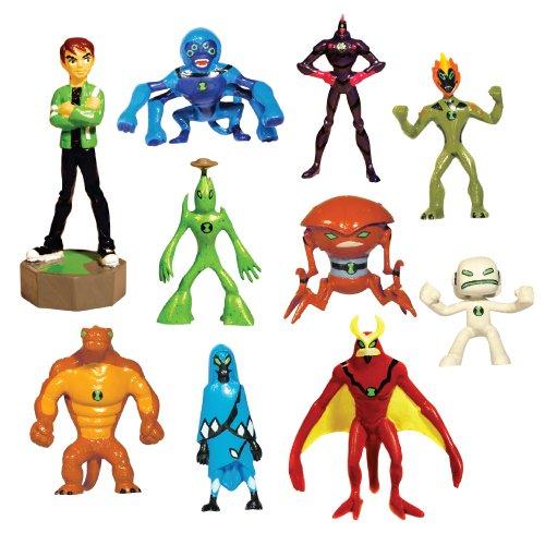 ベン10 カートゥーンネットワーク Ben10 キャラクター アメリカ限定多数 Ben 10 Alien Force Series 2 Capsule Toys Set of 10ベン10 カートゥーンネットワーク Ben10 キャラクター アメリカ限定多数