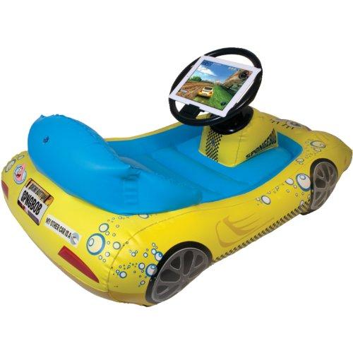 スポンジボブ カートゥーンネットワーク Spongebob キャラクター アメリカ限定多数 NIC-SIK SpongeBob SquarePants Inflatable Sports Car for iPadスポンジボブ カートゥーンネットワーク Spongebob キャラクター アメリカ限定多数 NIC-SIK