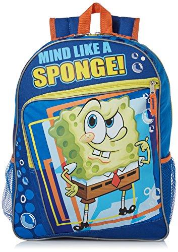スポンジボブ バッグ バックパック リュックサック カートゥーンネットワーク 【送料無料】FAB Starpoint Backpack - Modern Spongebobスポンジボブ バッグ バックパック リュックサック カートゥーンネットワーク