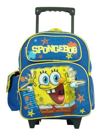 スポンジボブ バッグ バックパック リュックサック カートゥーンネットワーク 【送料無料】Spongebob Squarepants Toddler 12