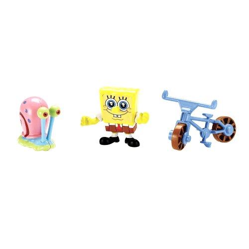 SpongeBob カートゥーンネットワーク Exclusive スポンジボブ Spongebob キャラクター Spongebob キャラクター カートゥーンネットワーク Squarepants アメリカ限定多数 【送料無料】Imaginext, SpongeBob & アメリカ限定多数 Figures, Garyスポンジボブ