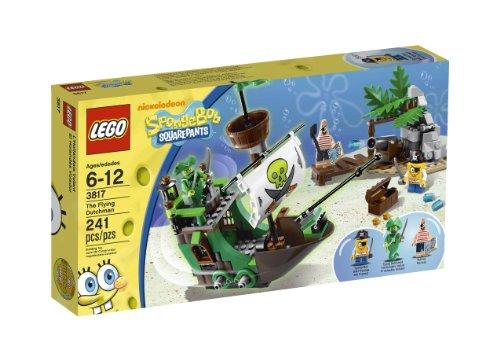 スポンジボブ カートゥーンネットワーク Spongebob キャラクター アメリカ限定多数 4654962 LEGO SpongeBob The Flying Dutchman 3817スポンジボブ カートゥーンネットワーク Spongebob キャラクター アメリカ限定多数 4654962