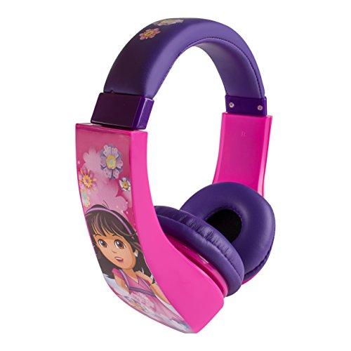スポンジボブ カートゥーンネットワーク Spongebob キャラクター アメリカ限定多数 30362 【送料無料】Dora and Friends 30362 Kid Safe Over the Ear Headphone w/ Volumeスポンジボブ カートゥーンネットワーク Spongebob キャラクター アメリカ限定多数 30362