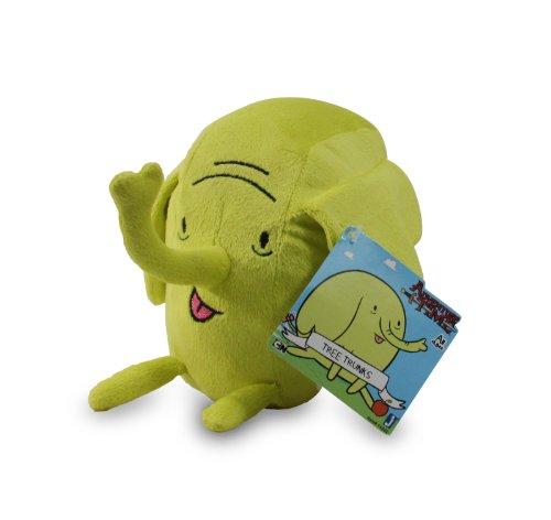 アドベンチャータイム ぬいぐるみ ドール 人形 カートゥーンネットワーク PL-143024 【送料無料】Jazwares Adventure Time Tree Trunks 6