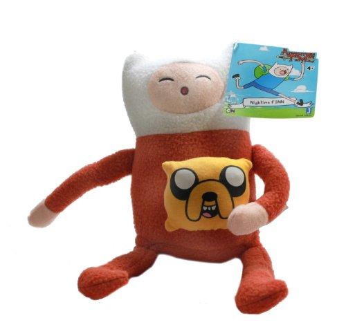 アドベンチャータイム ぬいぐるみ ドール 人形 カートゥーンネットワーク 14224 【送料無料】Jazwares Adventure Time 10