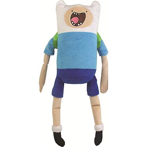 アドベンチャータイム ぬいぐるみ ドール 人形 カートゥーンネットワーク 14351 【送料無料】Adventure Time Deluxe Pull String Talking Plush Finnアドベンチャータイム ぬいぐるみ ドール 人形 カートゥーンネットワーク 14351