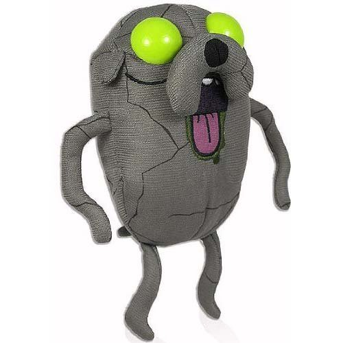 アドベンチャータイム ぬいぐるみ ドール 人形 カートゥーンネットワーク Adventure Time Exclusive Zombie Jake Plush (7 Inch) by Adventure Timeアドベンチャータイム ぬいぐるみ ドール 人形 カートゥーンネットワーク