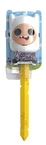 アドベンチャータイム カートゥーンネットワーク Adventure Time キャラクター アメリカ限定多数 14376 Adventure Time Finn Mask with Golden Sword of Battleアドベンチャータイム カートゥーンネットワーク Adventure Time キャラクター アメリカ限定多数 14376