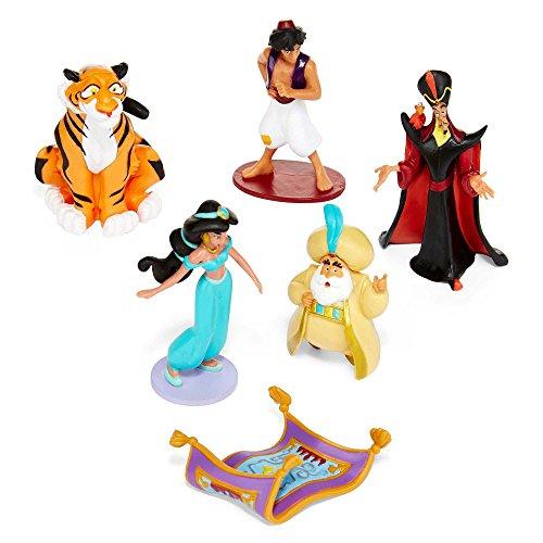 アラジン ジャスミン ディズニープリンセス 97983420018 Disney Collection Aladdin Figurine Play Setアラジン ジャスミン ディズニープリンセス 97983420018