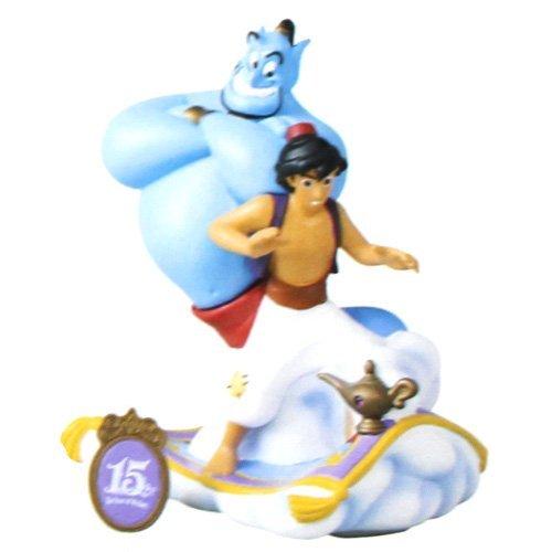 アラジン ジャスミン ディズニープリンセス Disney Sea 15th anniversary Aladdin & Jeannie figure phosphorus the Year-of-Wish Wish series TDS15th [Tokyo Sea Limited]アラジン ジャスミン ディズニープリンセス