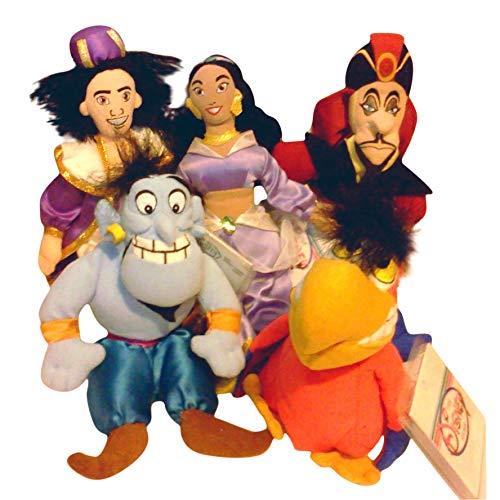 アラジン ジャスミン ディズニープリンセス Disney's Aladdin Six Figure 8