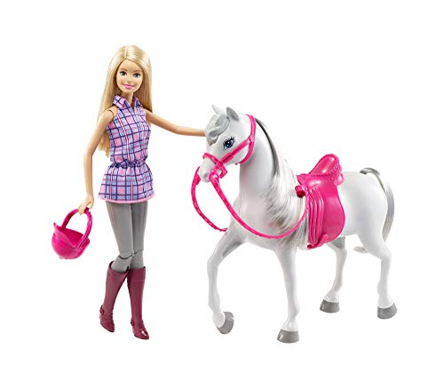 バービー バービー人形 日本未発売 プレイセット アクセサリ DHB68 【送料無料】Barbie Doll & Horseバービー バービー人形 日本未発売 プレイセット アクセサリ DHB68