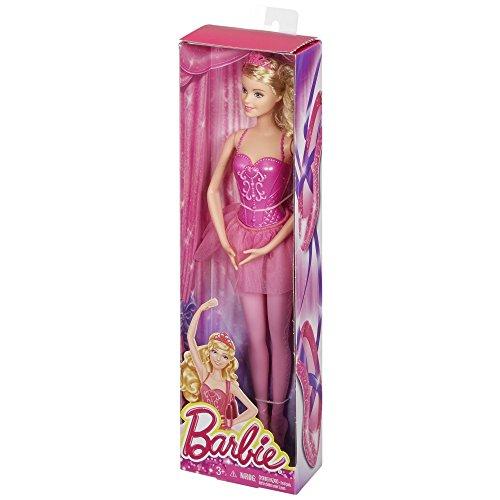 バービー バービー人形 日本未発売 CFF43 【送料無料】Barbie Fairytale Ballerina Doll, Pinkバービー バービー人形 日本未発売 CFF43