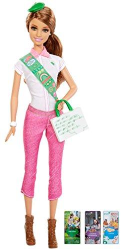 バービー バービー人形 日本未発売 BJP32 Barbie Loves Girl Scouts, Brunette Dollバービー バービー人形 日本未発売 BJP32
